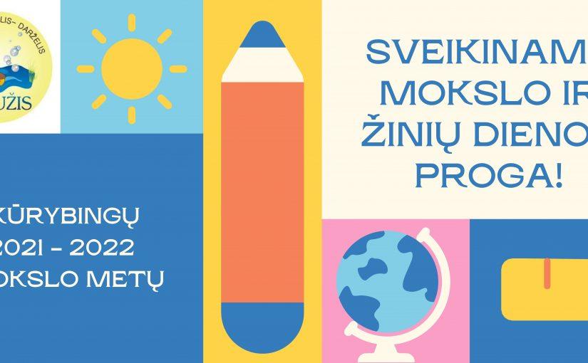 2021-2022 m.m. prioritetinės kryptys